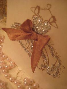 Brides maids gift sacs