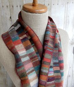 Trame 2 scarf - Sophie Digard crochet