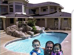 Awesome Pool With Premier Pebble Plaster Premier Pools
