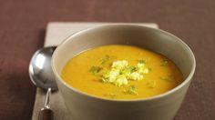 Rezept: Ingwer-Kartoffelsuppe