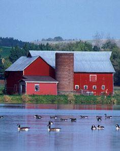 Wisconsin Barn Preservation Program