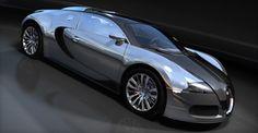 Bugatti Veyron 16.4: Bugatti Veyron 16.4 Pur Sang
