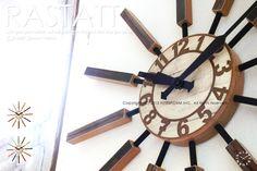 【インターフォルム】RASTATT[ラシュタット]■壁掛け時計:【smtb-k】【kb】:INTERFORM http://item.rakuten.co.jp/interform-inc/cl-8925/