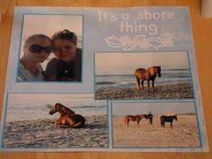 It's A Shore Thing - Scrapbook.com