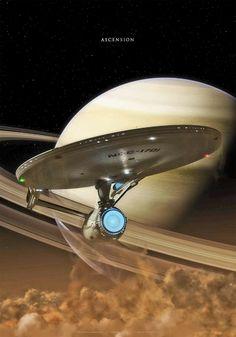 Star Trek Starships, Star Trek Tos, Spock, Science Fiction, Planets, Movie Tv, Marvel, Comic Books, Uss Enterprise Ncc 1701