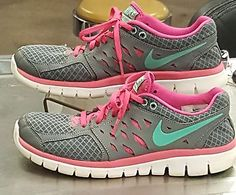 7cdf167a30d16 Nike flex 2013 run women size 9 running  training shoe (580440) Running  Training