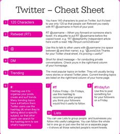 12 essential social media cheat sheets? Yes! Find everything from picture sizes to keyboard shortcuts to how to mention someone in a post on any platform.