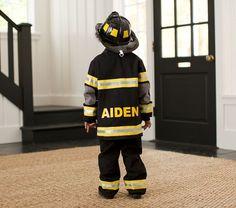 Firefighter Costume Set | Pottery Barn Kids - personalized?