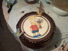 my brother's birthday cake