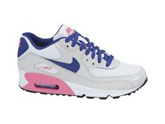 Nike Air Max 90 2007 Girls Shoe - 60