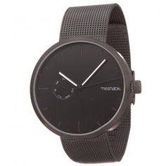 One Armbanduhr - Schwarz