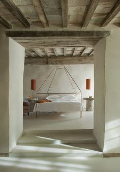 Monteverdi. A retreat in the UNESCO World Heritage Site of the Val d'Orcia, Tuscany.