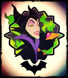 Maleficent:Dark and deadly
