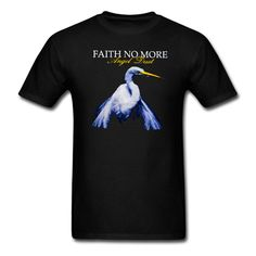 FAITH NO MORE Angel Dust Tshirt Men and Women Tees size S~XXXL #Affiliate