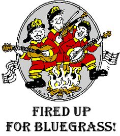 Laurel Highlands Bluegrass Festival - not the free one - June