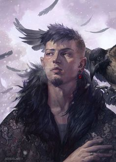 They called him bird-man. Boruk the falcon tamer. Master of all predatory birds, he lived and breathed alongside his messenger bird. But alas he could not fly away with them.