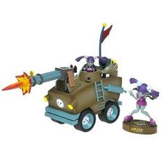 Video Game Vehicle with Cel Damage Violet (Toy)  http://www.picter.org/?p=B000067RNX
