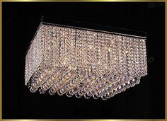 Small To Medium Crystal Chandeliers Gallery Model: MG-1051