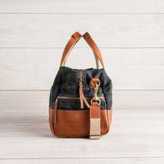 Airplane Fashion Beam Backpack Drawstring Travelling Bundle Pocket Canvas Storage Bag
