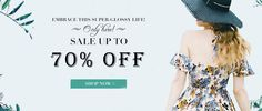 Extra 25% Off $189+ Coupon and Extra 10% Off $89+ Berrylook Coupon Code https://clothingtrial.com/coupon/berrylook    Shop #dresses, #tops, #bottoms and #swimwear for girls and ladies.