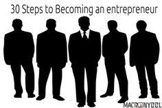 become an entrepreneur