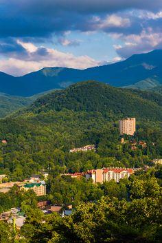 Do you miss Gatlinburg, Tennessee?