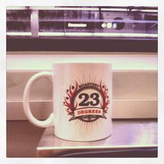 Downsview Station. #23degreesroastery #23drmug #TTC #coffee #local #downsview #northyork #organic #fairtrade #Toronto #GTA #Monday