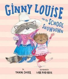 The Truman Elementary Troublemakers are a bad bunch. Especially these three: Cap'n Catastrophe, Destructo Dude, and Make-My-Day May. But they are no match for Ginny Louise, the new hedgehog in school. Her unwavering cheerfulness in the face of their bullying will make young readers holler with glee. Full of rhymes, wordplay, and comic misunderstanding, this book will lend itself well to reading aloud as well as discussions about peer dynamics.