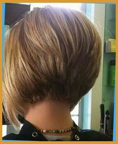 Stacked Bob Hairstyles Best 727 Likes 12 Comments  Cabelo Curto  Short Hair _Cabeloscurtos
