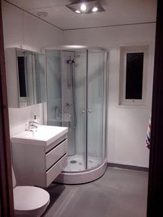 Måla badrummet
