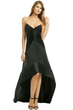 Gostei da parte de cima estruturada para ser blusa... Razor Sharp Gown by Narciso Rodriguez
