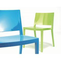 Lizz Chair, Green - Closeout