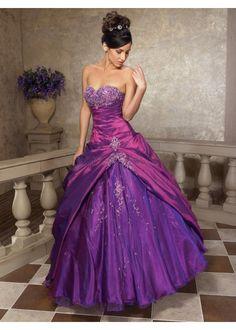 Sexy White and Purple Wedding Dress httpcasualweddingdresses