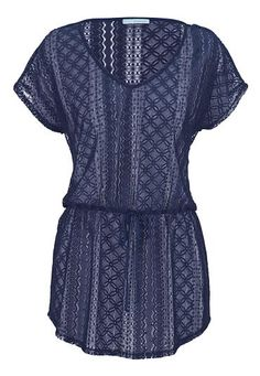 lace tunic (original price, $32) available at #Maurices