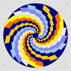 4 posts published by Mads during November 2014 3d Rangoli, Rangoli Designs, Indian Rangoli, Bargello, Chicago Cubs Logo, Paper Piecing, Quilt Blocks, Spiral, Mandala