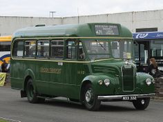 MXX 332 Preserved Guy GS Special - London Transport GS 32