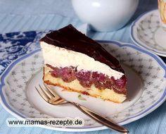 Rezept Donauwellen Torte auf Mamas Rezepte Homepage