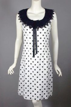 60 Best Dot your Eyes Vintage Polka Dots images | Vintage