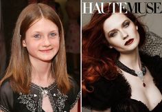 Puberty does wonders for ALL Harry Potter characters