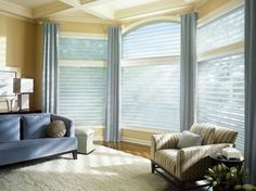 Hunter Douglas Duette honeycombs