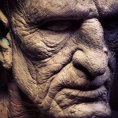 Christophe Charbonnel---That eye! Zbrush, Digital Sculpting, Body Sculpting, Sculpture Head, Modelos 3d, Fx Makeup, Creature Design, Love Art, Art Reference