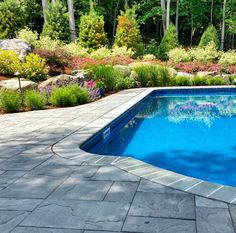 Make a splash this summer with Cambridge! Update your pool patio with beautiful Cambridge Pavingstones with ArmorTec.
