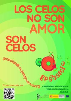 Campaña española contra la Violencia de Género en los Jóvenes.
