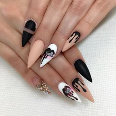10 Most Popular Nail Trends of 2016 - Biggest Nail Art Designs of the Year