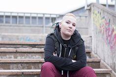 PHOTOGRAPHY: Jere Viinikainen, MODEL: Kirsi Koskinen