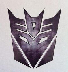 Full Colored Decepticons Transformers Movie Logo Vinyl Car Decal Decals Sticker   eBay