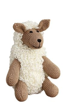 How to: Stuff Plump Knitted Toys -  5 Top Tips