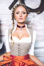 AlpenHerz Dirndl Kollektion Tradition 2016