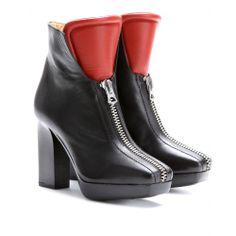 Acne Studios - Vita Leather Ankle Boots