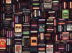 Atari  by Hollis Brown Thornton